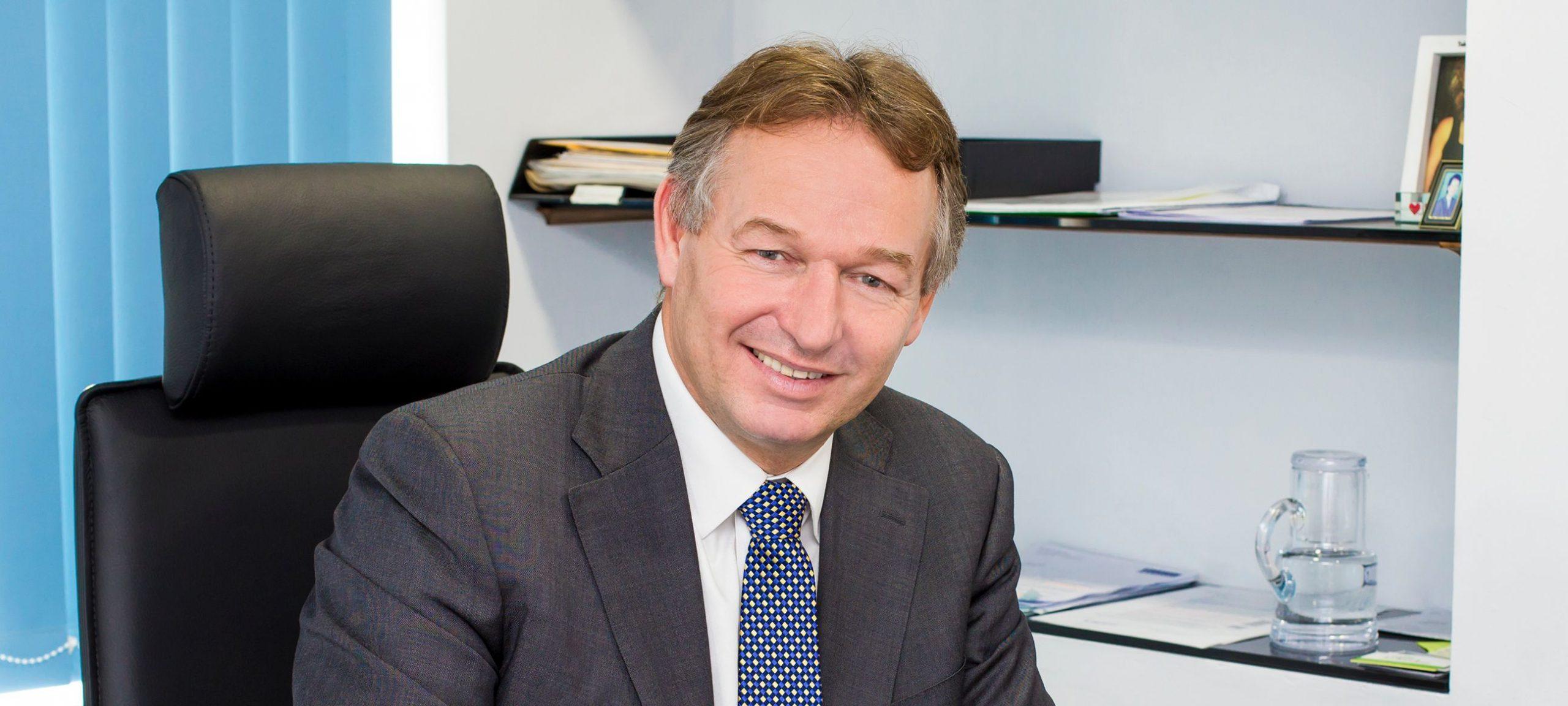 Swiftclean's Gary Nicholls named Chairman of VHE scheme user group