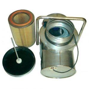 Vacuum Collection Machines